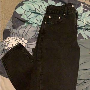 NEVER WORN! Adika style black jeans